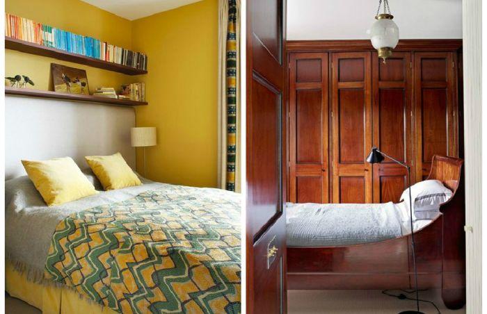 Крутые идеи для маленькой спальни