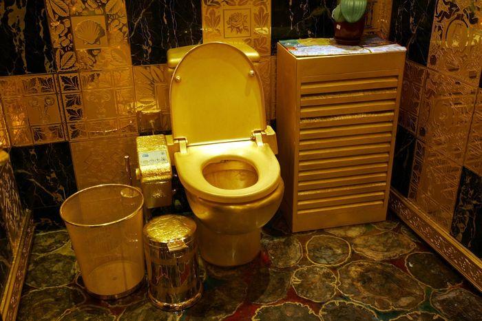 1. Самый дорогой туалет – 29 000 000 $