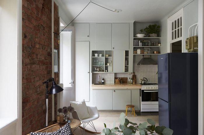 Как оформить квартиру площадью 36 кв.м: реальный пример, который способен вдохновить