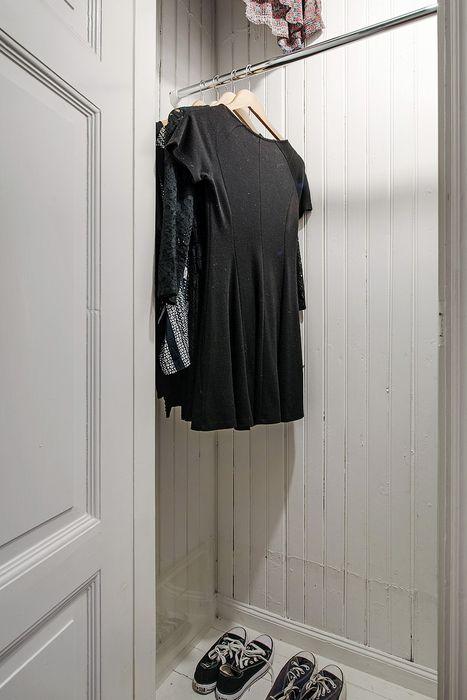 Мини-гардеробная