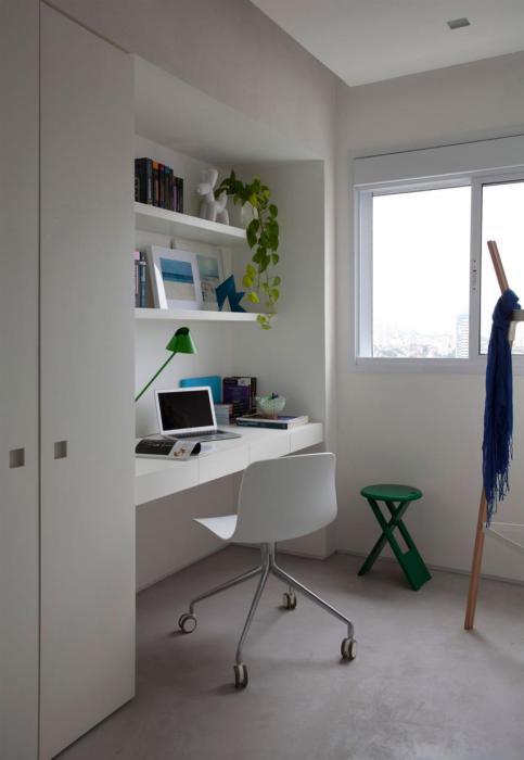 Стильный домашний офис