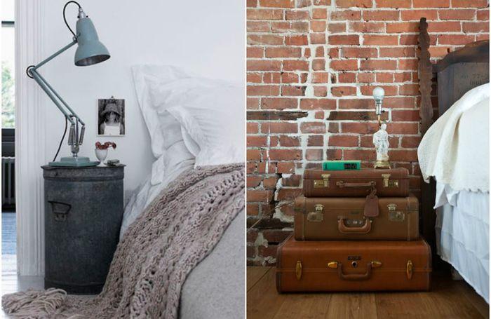 7 крутых прикроватных тумб, которые сделают интерьер спальни особенным