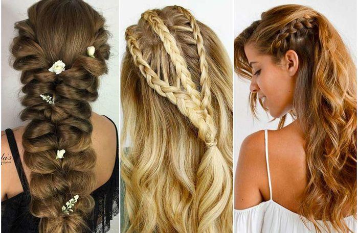 Коса – девичья краса: 10 крутых причёсок для обладательниц длинных волос