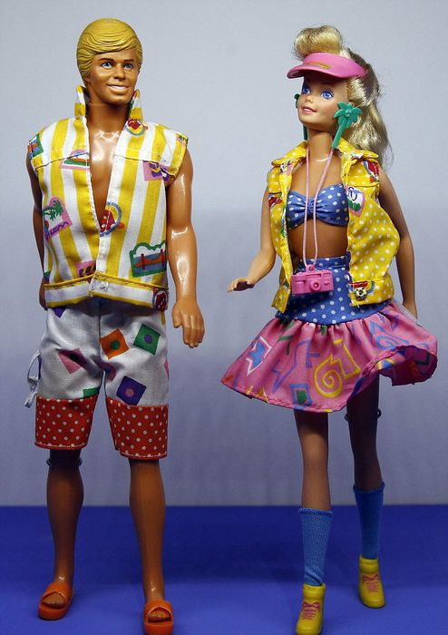 Барби и Кэн