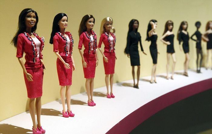 Барби разных национальностей