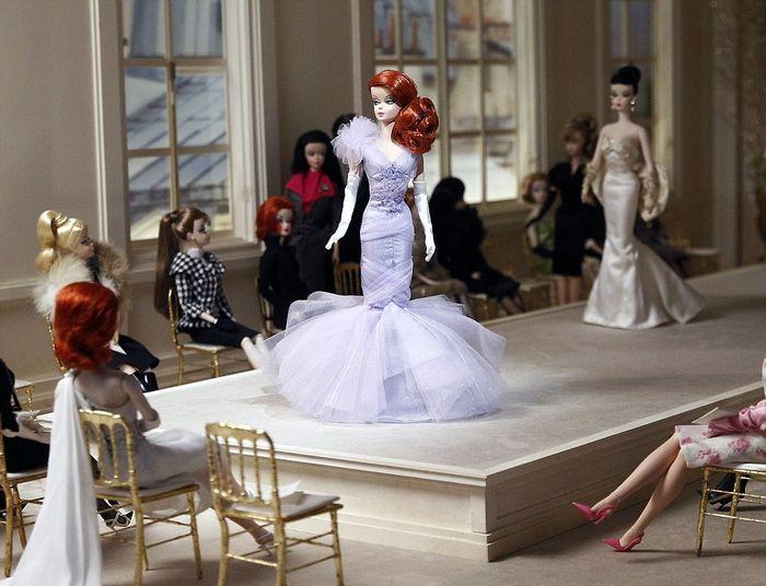 Выставка проходит в рамках Парижской Недели Мод