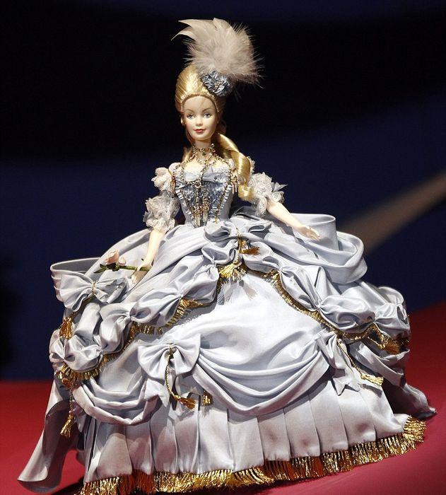 Миниатюра французской королевы Марии-Антуанетты