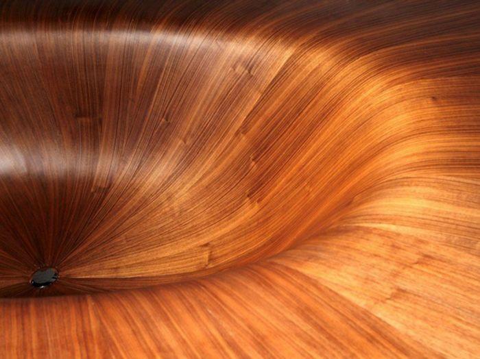 Ванные изготавливают из из твёрдых и мягких пород дерева
