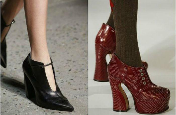 Самая модная обувь осенне-зимнего сезона: 10 трендов и 22 стильных примера