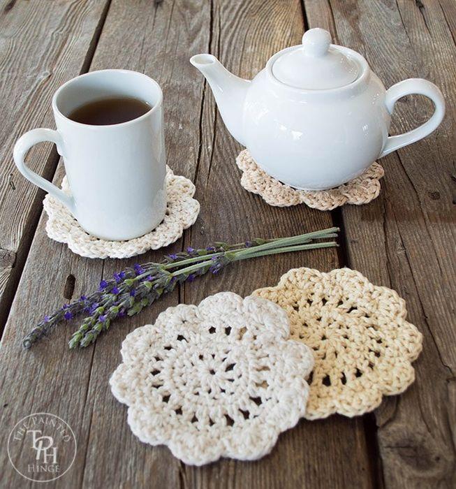 Стильный комплект для чаепития