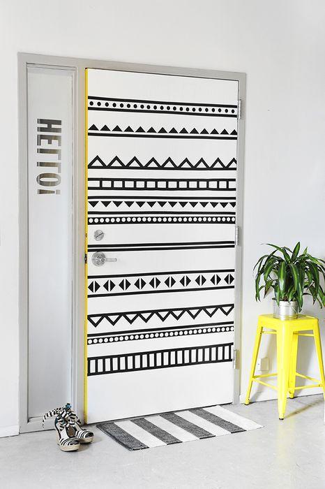 Дверь, как произведение искусства