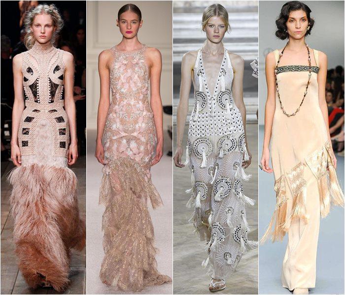 Платья в ретро-стиле