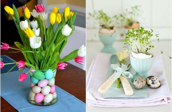 Вдохновляющие примеры пасхального декора