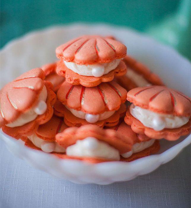 Необычные свадебные десерты
