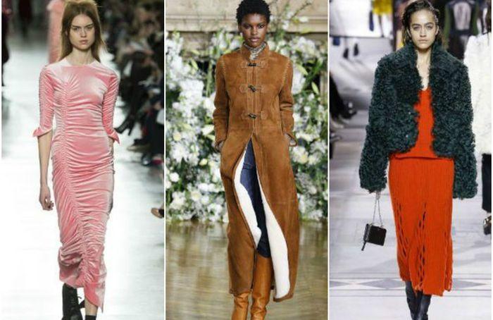 10 самых красивых цветовых решений в одежде, которые стоит примерить в этом осенне-зимнем сезоне + 20 наглядных примеров