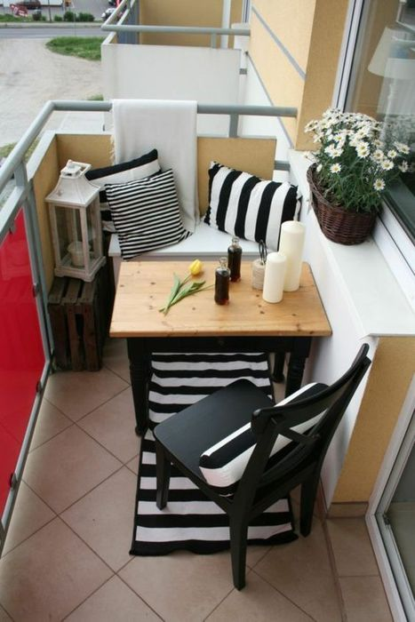 Специальная мебель для балкона