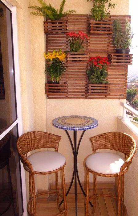Стильные плетённые стулья