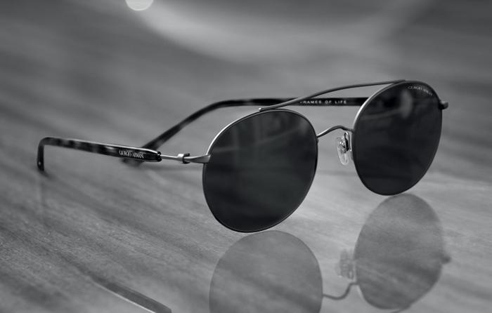 Новые очки Giorgio Armani
