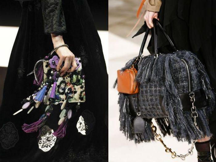 Модные сумочки этого сезона
