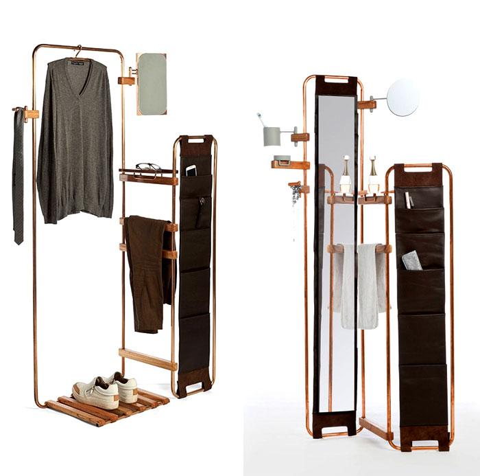 Складная модульная мебель