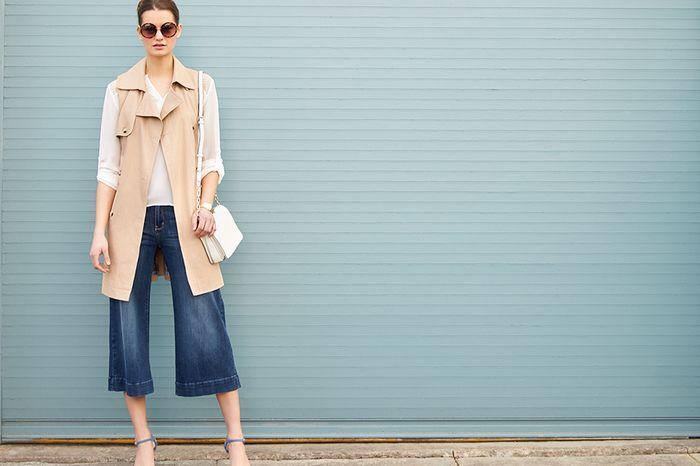 Модные джинсы этого лета: 7 самых ярких трендов, о которых стоит знать