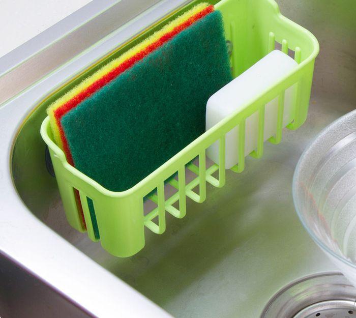 Хранение кухонных губок