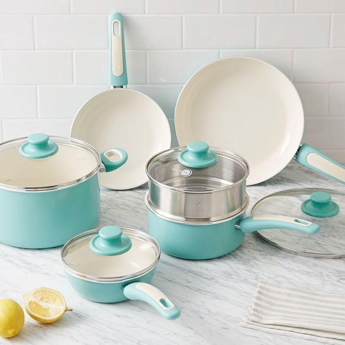 Чистая посуда
