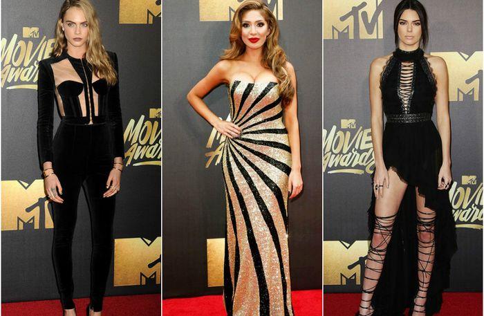 Самые эффектные наряды MTV Movie Awards 2016