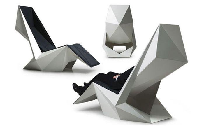 Кресло, как произведение искусства