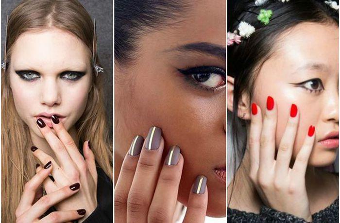 Красивые и модные ногти: самые актуальные тренды осенне-зимнего сезона