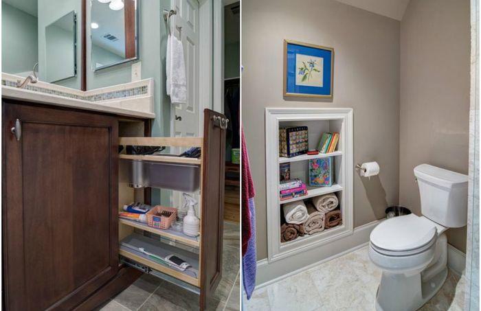 10 классных идей для ванной, которые сделают маленькое пространство лучше