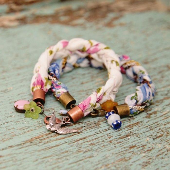 5. Красивые браслеты