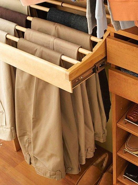 Особенные приспособления для брюк
