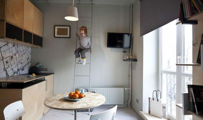 Квартира 22 квадратных метра