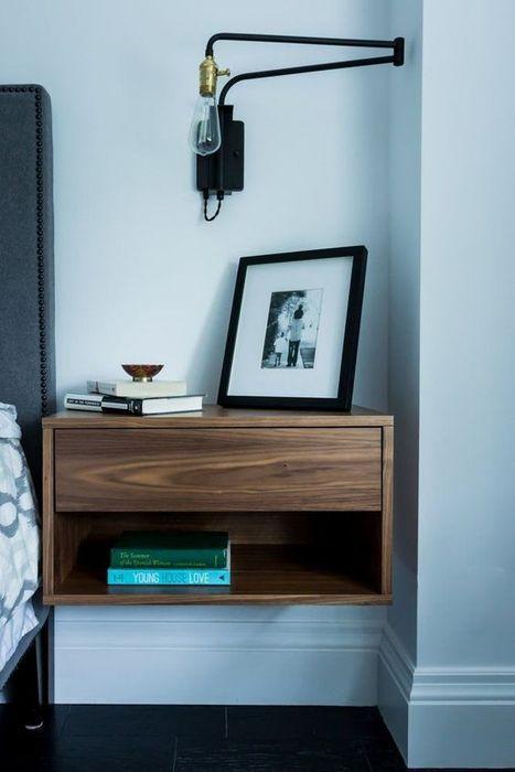 Компактное решение для спальни