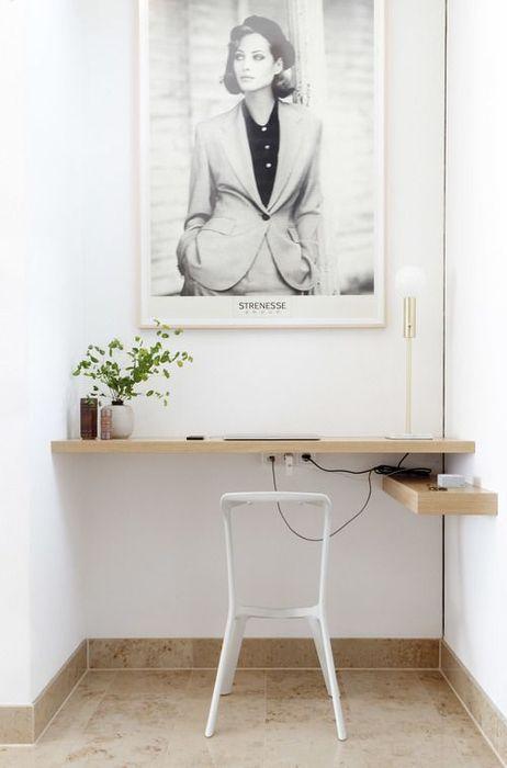 Стол для небольшого пространства