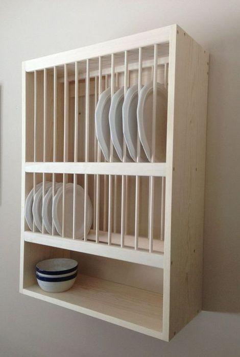 Кухонный навесной шкафчик