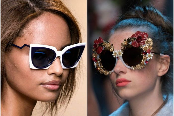 Модные очки этой осени: 10 самых горячих трендов