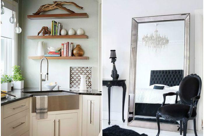 Как сделать квартиру больше и уютнее: 5 практичных советов и 15 наглядных примеров