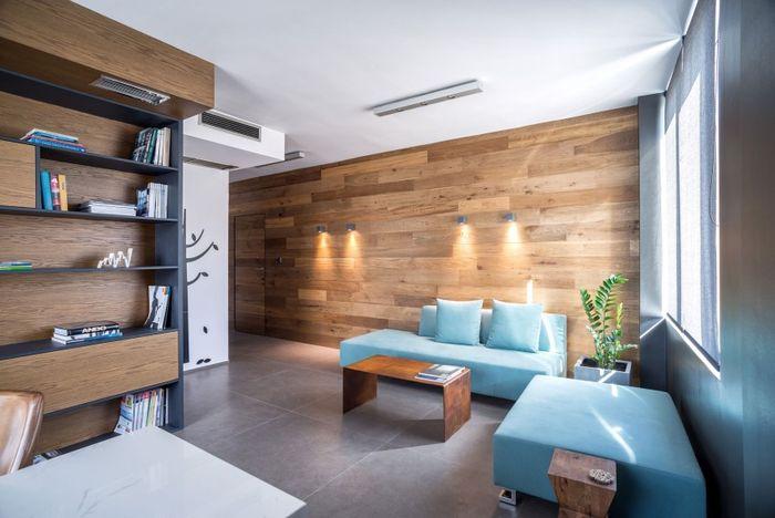 Небольшой офис в Греции