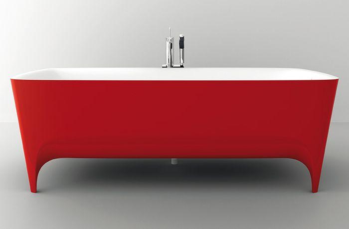 Стильная ванна из коллекции Accademia