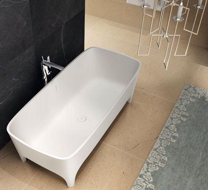 Ванны удобны для людей любой комплекции