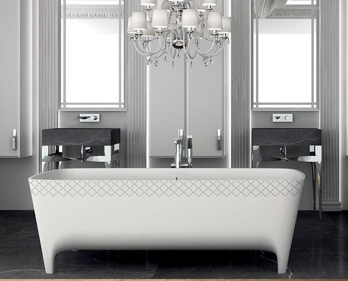Лаконичная ванна для любого пространства