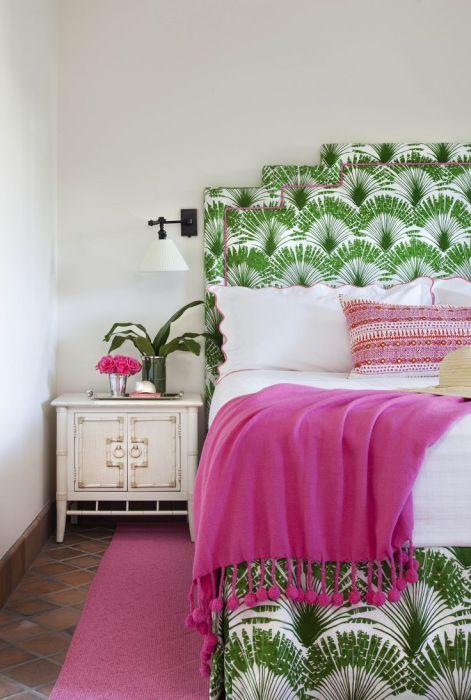 10. Яркое решение для спальни