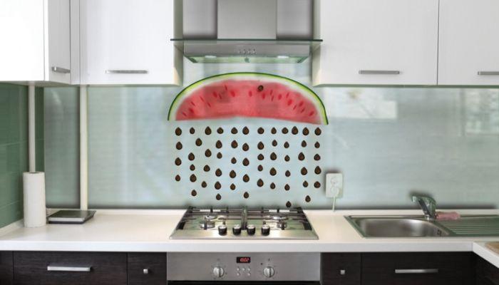 13. Декор кухонного фартука