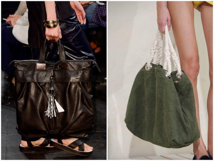 Большие сумки для практичных женщин