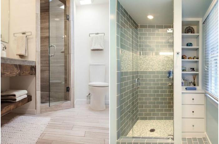 7 небольших ванных комнат, от интерьеров которых сложно отвести взгляд