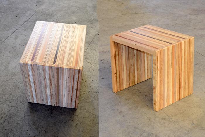 Лаконичный и практичный предмет мебели