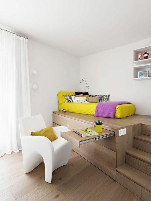 Кровать-стол-гардероб