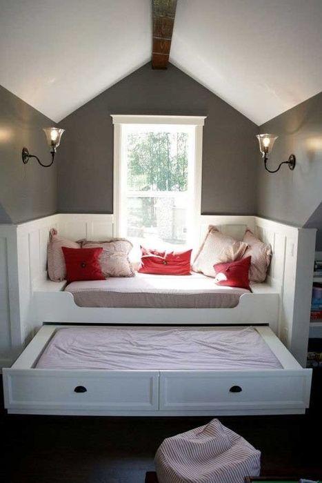 Кровать-матрёшка